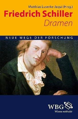 9783534220717: Friedrich Schiller