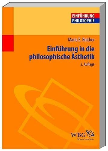 9783534232185: Einführung in die philosophische Ästhetik