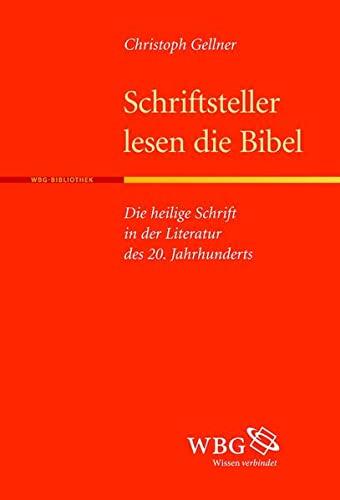 Schriftsteller lesen die Bibel: Christoph Gellner