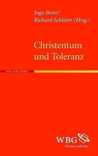 Christentum und Toleranz: Ingo Broer