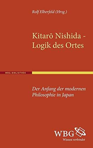 Kitaro Nishida, Logik des Ortes (3534235851) by Kitaro Nishida