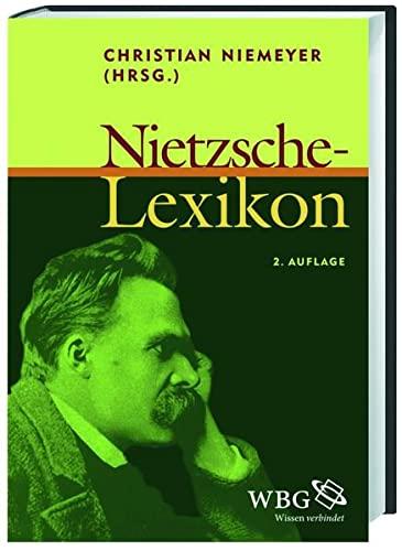 9783534240289: Nietzsche-Lexikon