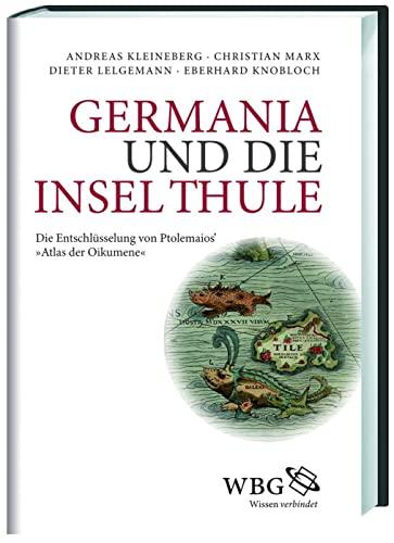 9783534245253: Germania und die Insel Thule