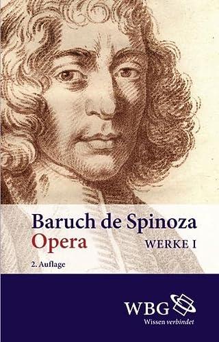 Opera. 2 Bände: Baruch de Spinoza