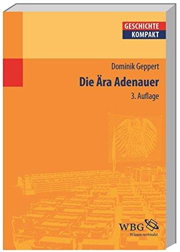 9783534249008: Die Ära Adenauer