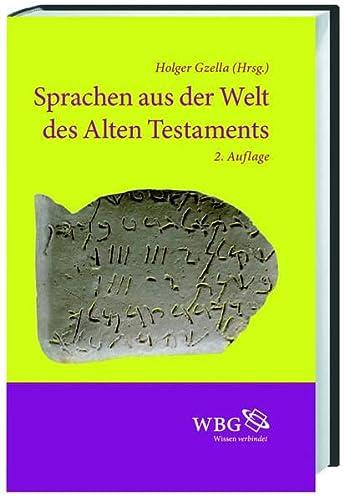 9783534250950: Sprachen aus der Welt des Alten Testaments