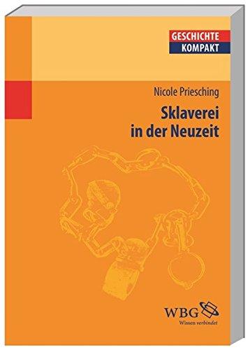 9783534254835: Sklaverei in der Neuzeit