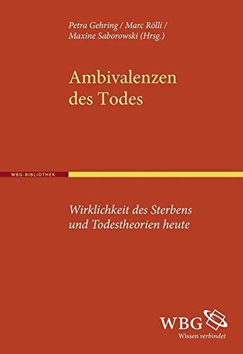 Ambivalenzen des Todes: Peter Fuchs