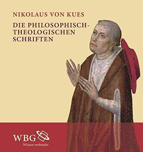 9783534257546: Die philosophisch-theologischen Schriften