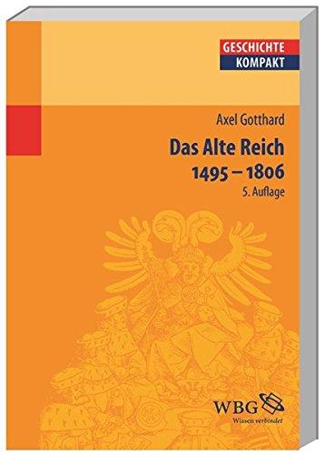 9783534259298: Das Alte Reich 1495 - 1806