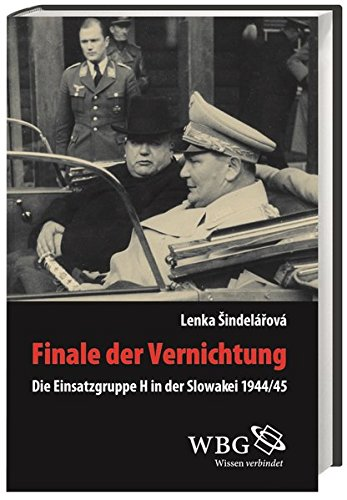 Finale der Vernichtung: Lenka Sindelárová