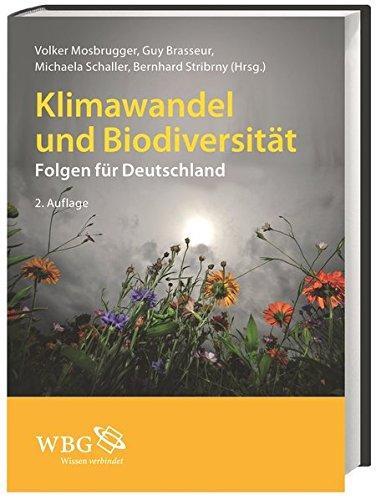 9783534263868: Klimawandel und Biodiversität: Folgen für Deutschland