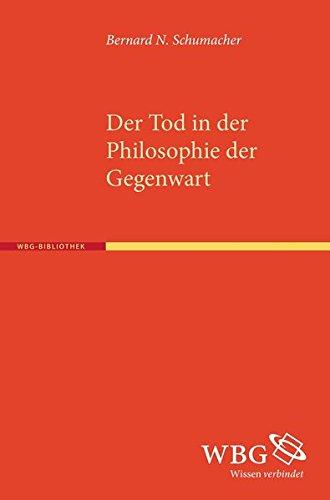 9783534264797: Der Tod in der Philosophie der Gegenwart