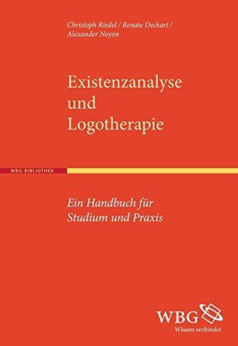 Existenzanalyse und Logotherapie: Christoph Riedel