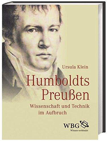 Humboldts Preußen: Ursula Klein