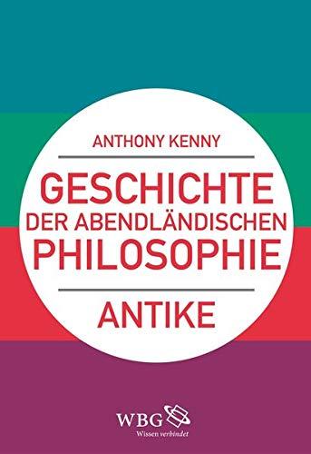 Geschichte der abendländischen Philosophie: Anthony Kenny