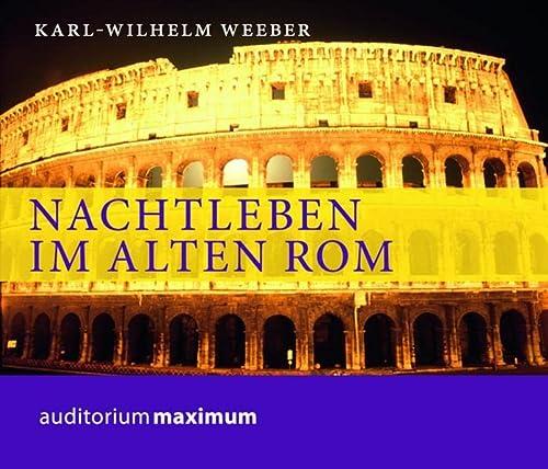 9783534600670: Nachtleben im alten Rom