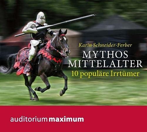 9783534601394: Mythos Mittelalter: 10 popul�re Irrt�mer