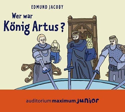 9783534601578: Wer war K�nig Artus?