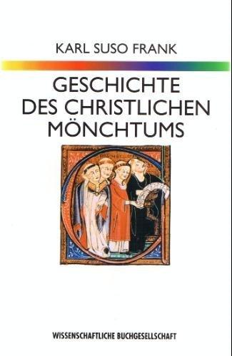 9783534800131: Geschichte des christlichen Mönchtums