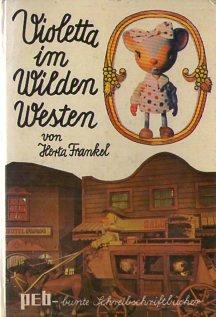 9783536010149: Violetta im Wilden Westen
