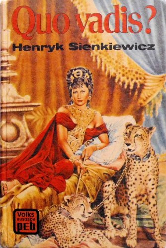 Quo vadis?.: Sienkiewicz, Henryk: