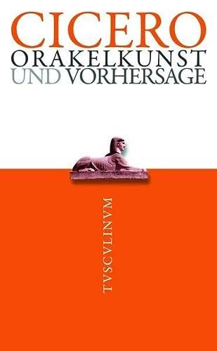 Orakelkunst und Vorhersage (9783538035522) by [???]