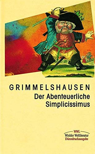 9783538050983: Der abenteuerliche Simplicissimus.