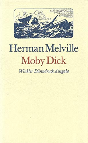 9783538051461: Moby Dick oder Der Wal.