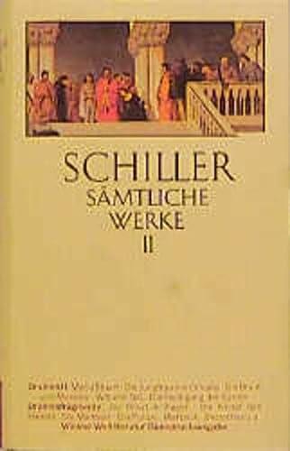Sämtliche Werke in fünf Einzelbänden. Nach den: Schiller, Friedrich: