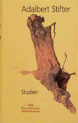 Studien.: Stifter, Adalbert