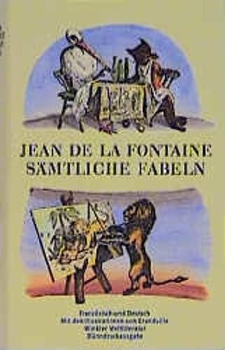 Sämtliche Fabeln: La Fontaine, Jean