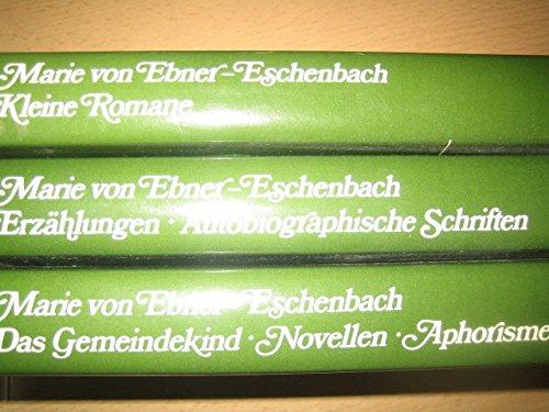 9783538053106: Werke in drei Banden: Nach dem Text der ersten Gesamtausgabe, Berlin 1893 (German Edition)