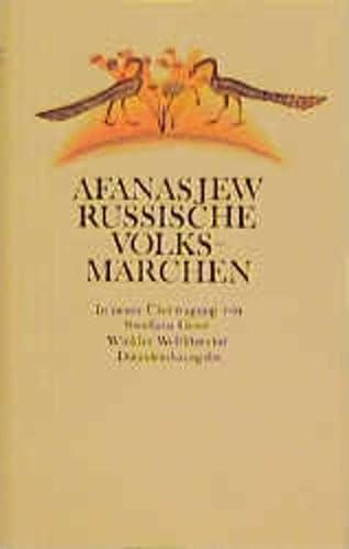 9783538053373: Russische Volksmärchen