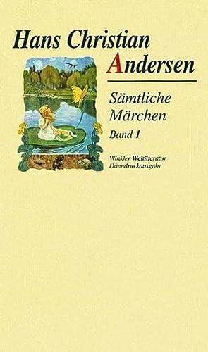 9783538053762: Sämtliche Märchen in zwei Bänden