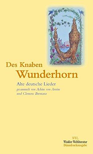 Des Knaben Wunderhorn: Willi A. Koch
