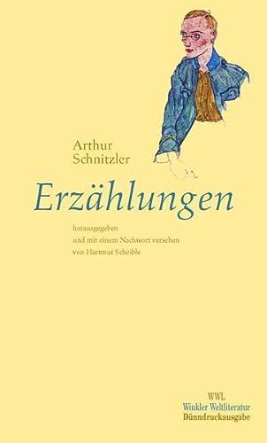 Erzählungen: Arthur Schnitzler