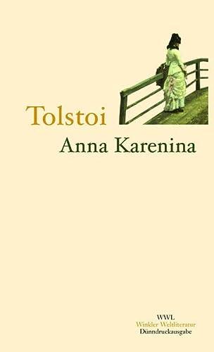9783538054516: Tolstoi, L: Anna Karenina