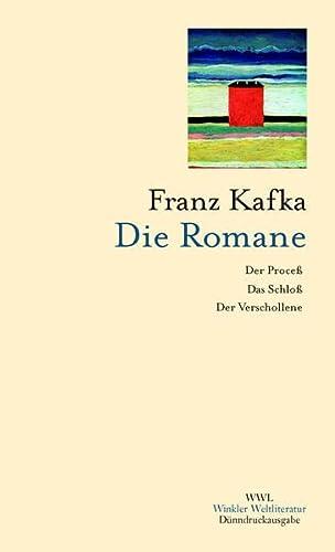 Die Romane: Franz Kafka