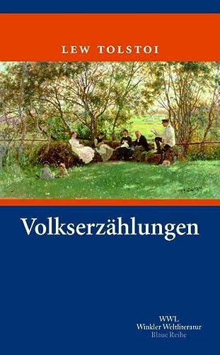 9783538063044: Volkserzählungen