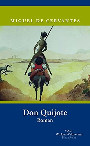 9783538063549: Der sinnreiche Junker Don Quijote von der Mancha