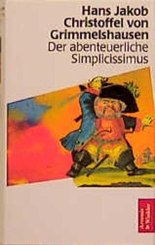 9783538065109: Der abenteuerliche Simplicissimus.