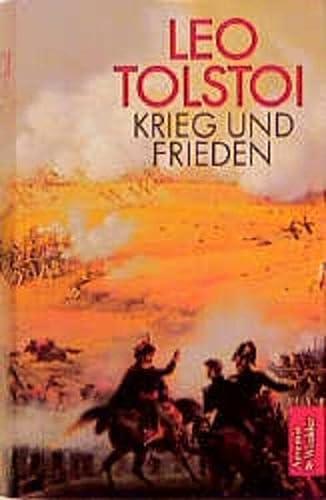 Krieg und Frieden, Werkdruckausgabe: N. Tolstoi, Leo: