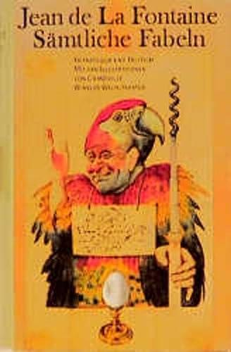 Sämtliche Fabeln.: Fontaine, Jean de