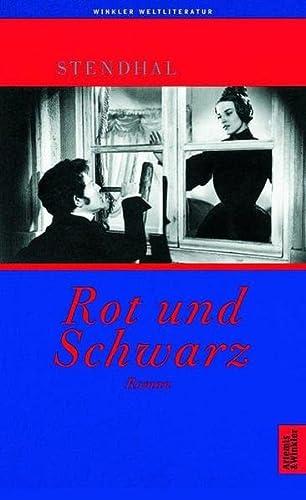 9783538068452: Rot und Schwarz. Chronik aus dem Jahr 1830.