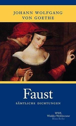 9783538069688: Faust. Sämtliche Dichtungen