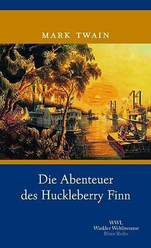 9783538069718: Die Abenteuer des Huckleberry Finn.