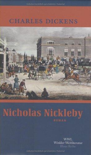 9783538069824: Nicholas Nickleby