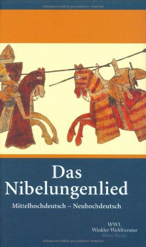 9783538069909: Das Nibelungenlied: Vollst�ndige Ausgabe Mittelhochdeutsch-Neuhochdeutsch. Nach der Handsschrift C