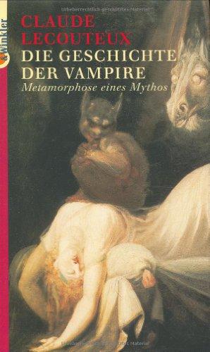 9783538071278: Die Geschichte der Vampire.